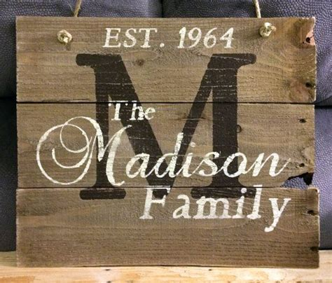 personalized home decor signs 1000 ideas about family signs on pinterest signs wood