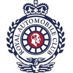 the automobile club of the royal automobile club youtube