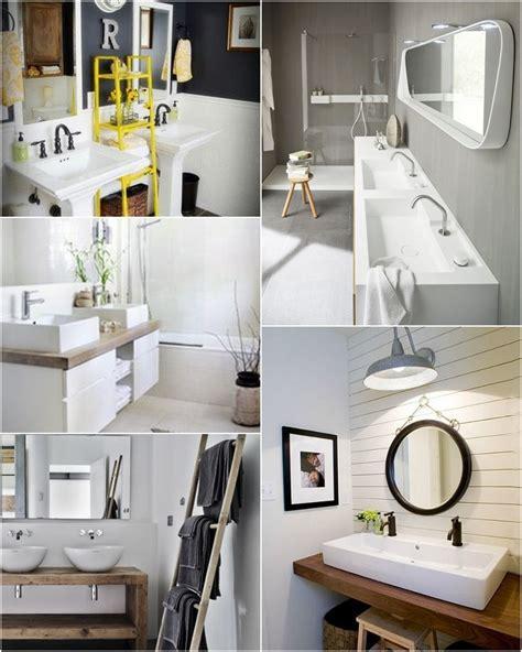 mobili bagno a due lavabi un bagno da vivere sempre in due bagni dal mondo