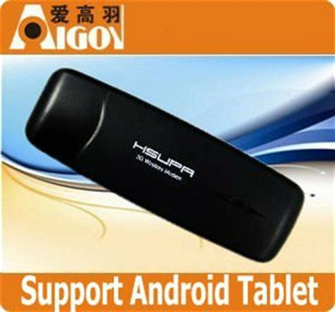 low price unlocked 3g usb internet dongle support android