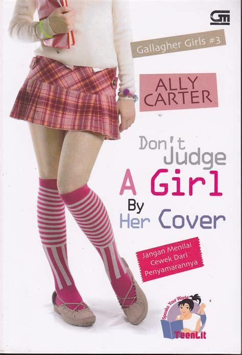 Novel Dont Judge A By Cover gallagher 3 don t judge a by cover