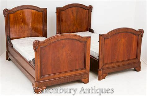 antique french bedroom furniture antique french mahogany double bed carved bedroom
