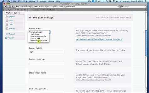 free tutorial on wordpress vigilance theme tutorial an awesome free wordpress theme