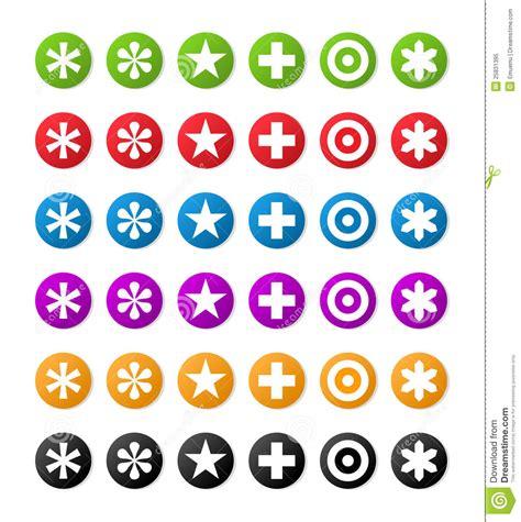 color symbols color symbols royalty free stock photo image 25831395