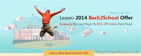 Leawo Giveaway - giveaway leawo blu ray player for windows and mac and also a chance to win usd50
