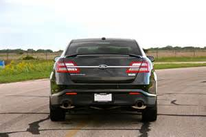 hennessey builds 445 hp ford taurus sho