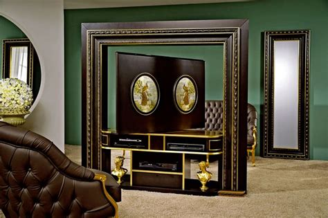 tv in the middle of the living room pin by vismara design ambra on luxury classic furnishings