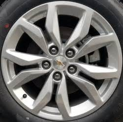 Chevrolet Impala Bolt Pattern Chevrolet Impala 5712h Oem Wheel 23123771 Oem Original