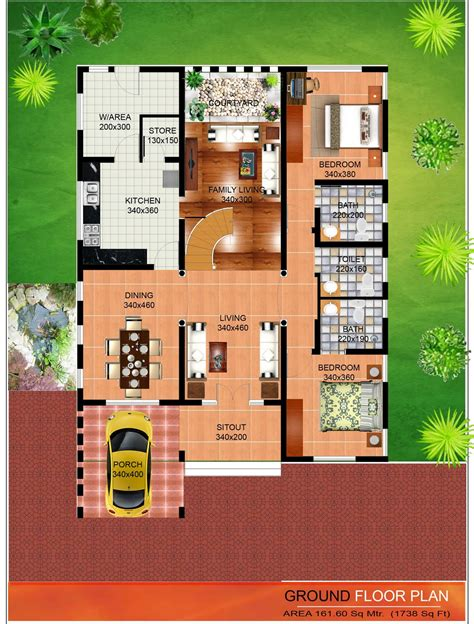 modern villa designs and floor plans luxury villa floor plans kerala