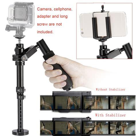 Gimbal Kamera Dslr Gopro Xiaomi Yi Sjcam stabilizer kamera portable untuk gopro xiaomi sjcam