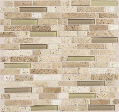 Mohawk Stone Radiance Stone and Glass Mosaic Wall Tile 5/8