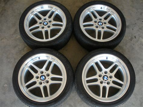 bmw m parallel fs 18 quot staggered m parallel wheels for e39 w 3 tires