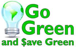 Going Green In Your Home 10 ways to save money and energy in your home