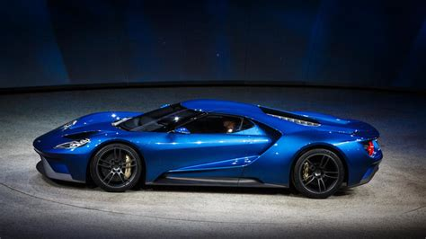 2016 Ford GT Release Date, Price and Specs   Roadshow