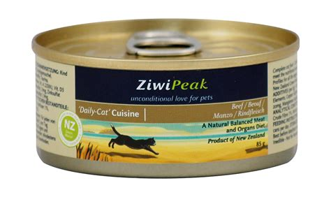 Addict By Nature Aus Beef 85 Cat Food 500gr Pureeraw Kucing ziwipeak daily cat moist cuisine beef 85g x 24 small portions