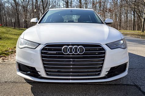 Radstand Audi A6 by Review 2016 Audi A6 2 0 Tfsi 95 Octane