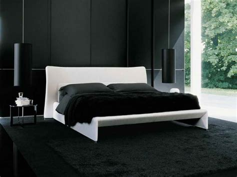 bloombety black and white bedroom ideas with black - White Carpet Bedroom Ideas