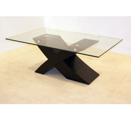 arizona black cross glass coffee table forever