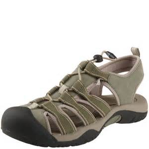rugged outback rugged outback womens green buckley sling t1 size 5 0 gosale price comparison results