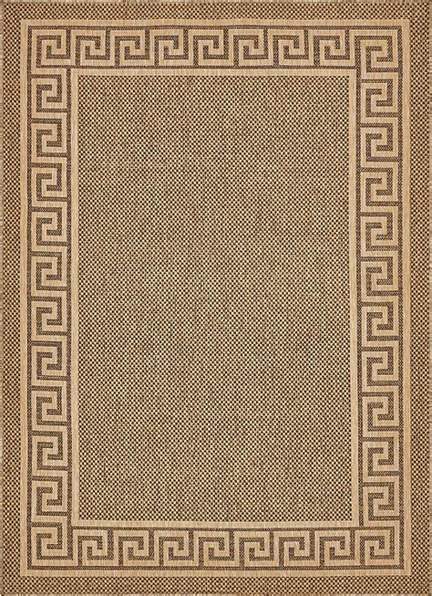 Brown 8 X 11 4 Outdoor Rug Area Rugs Irugs Uk Outdoor Rug Uk