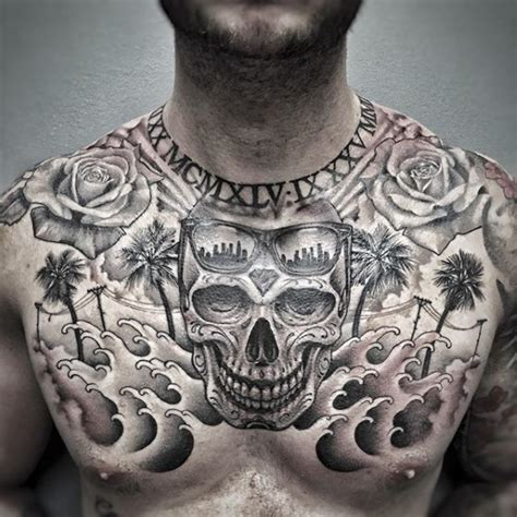 ca tattoos designs chest drawing at getdrawings free for