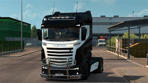 truck concept scania concept 1 30 truck mod ets2 mod