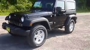 Are All Jeep Wranglers 4x4 2015 Jeep Wrangler Sport 4x4 Suv