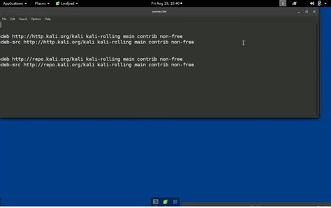 kali linux rolling tutorial install linset kali linux rolling 2016 learning hacker