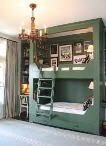 Diy Built In Bunk Beds Creative Diy Bunk Bed Ideas Craftfoxes