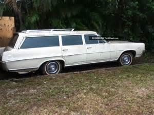 1964 Pontiac Wagon 1964 Pontiac Station Wagon Safari Roof Racks