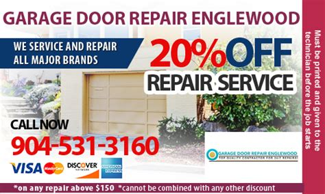 Garage Door Repair Englewood Co contact us 904 531 3160 garage door repair englewood fl