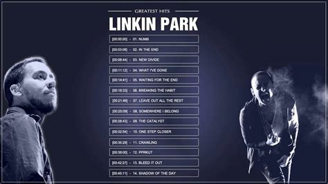 linkin park best of linkin park greatest hits album 2017 top 30 best of