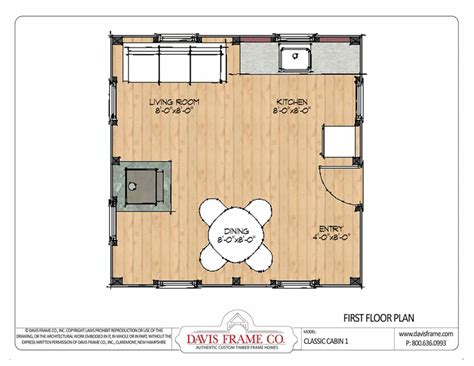wood cabin floor plans timber frame cabin plans and floor layouts barn homes cabin 1