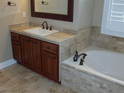 bathroom remodeling st louis bathroom remodel lake st louis mo tile floor tub