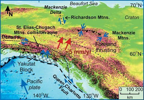earthquake yukon earthquakes and seismic hazard in the yukon beaufort