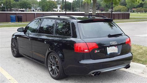 Audi S4 B7 Avant by Phantom Black B7 S4 Avant W Mods For Saleenthusiast Owned