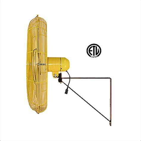 wall mount shop fan wall ceiling mount fans jan fan