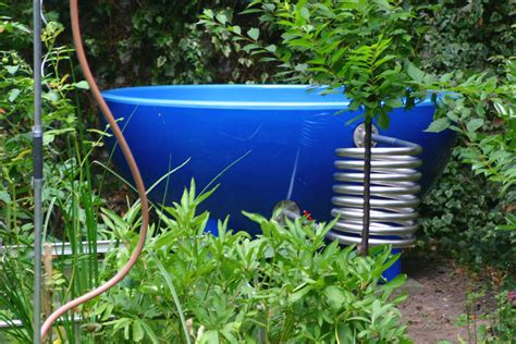 Garden Tubs And Pots Garden Pot Tub With Wood Heating System 248 1 70 M
