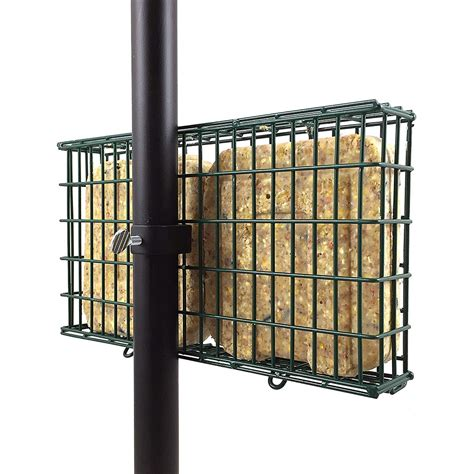 suet feeder pole cl double sfpc d droll yankees