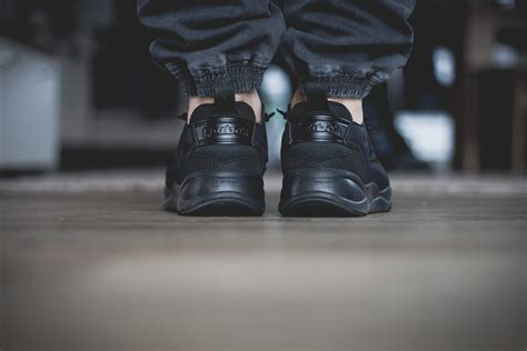 Terbaru Reebok Furylite Classic 10 ᐅ reebok classic furylite quot all black quot review snkr