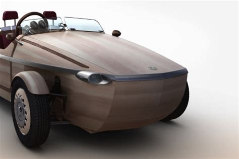 toyota branches toyota branches out with wooden setsuna concept car