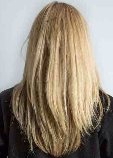 how to make perimeter layers in a straight line 17 best ideas about long v haircut on pinterest v shape