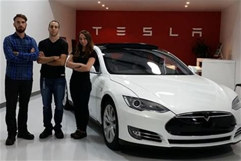 Tesla Summer Internships Co Ops Internships Umass Lowell