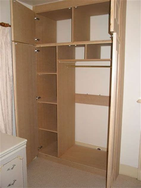 fitted wardrobes maybe for the middle bedrooms