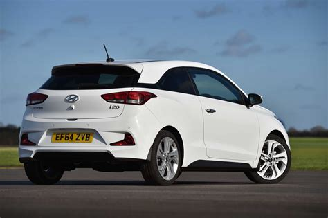 hyundai 120 new 2015 hyundai i20 coupe won t cost an arm and leg in uk