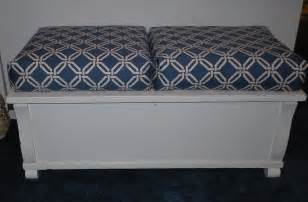 Where Do You Buy Foam For Cushions Almost No Sew Box Cushions Sweetwater Style