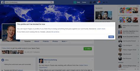fb tidak bisa login jangan blokir mark zuckerberg di facebook ini alasannya