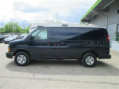 how things work cars 2012 chevrolet express 3500 spare parts catalogs sell used 2012 chevrolet express 3500 work van in 10381 evendale dr cincinnati ohio united