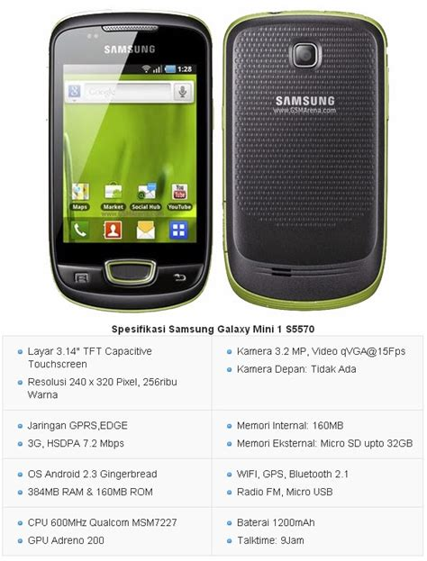 Hp Samsung S3 Mini Dan Spesifikasinya harga hp bekas samsung galaxi mini harga hp bekas