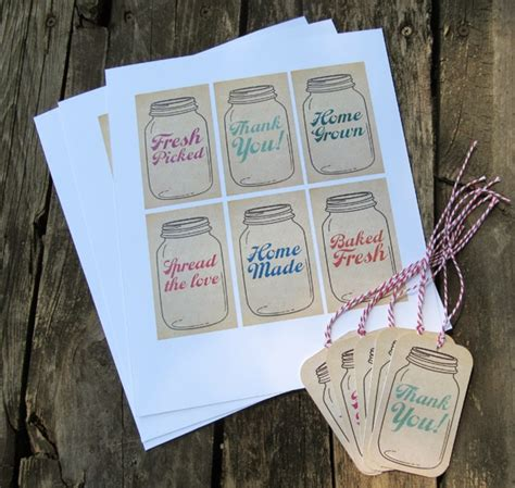 printable labels for mason jar gifts free printables mason jar gift tags somewhat simple